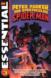 Cover Thumbnail for Essential Peter Parker, the Spectacular Spider-Man (Marvel, 2005 series) #3