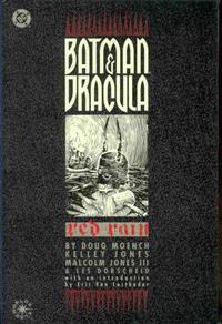 Cover Thumbnail for Batman & Dracula: Red Rain (DC, 1991 series)