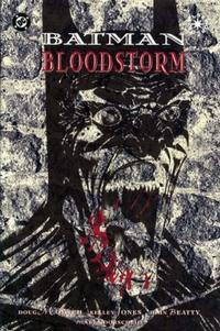 Cover Thumbnail for Batman: Bloodstorm (DC, 1994 series)