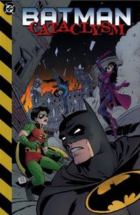 Cover Thumbnail for Batman: Cataclysm (DC, 1999 series)  [First Printing]