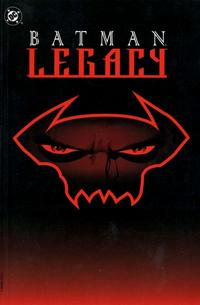 Cover Thumbnail for Batman: Legacy (DC, 1997 series)