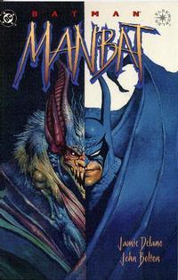Cover Thumbnail for Batman: Manbat (DC, 1997 series)