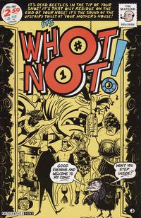 Cover Thumbnail for Whotnot (Fantagraphics, 1994 series) #1