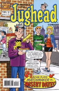 Cover Thumbnail for Archie's Pal Jughead Comics (Archie, 1993 series) #181