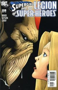 Cover Thumbnail for Supergirl and the Legion of Super-Heroes (DC, 2006 series) #28