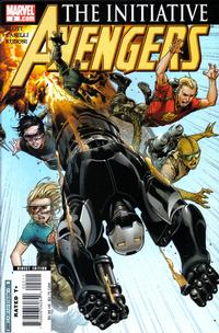 Cover Thumbnail for Avengers: The Initiative (Marvel, 2007 series) #2