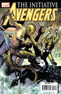 Cover Thumbnail for Avengers: The Initiative (Marvel, 2007 series) #3