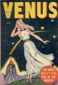 Cover Thumbnail for Venus (Superior Publishers Limited, 1948 series) #1