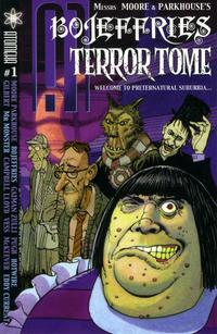 Cover Thumbnail for A1 Bojeffries Terror Tome (Atomeka Press, 2005 series) #1