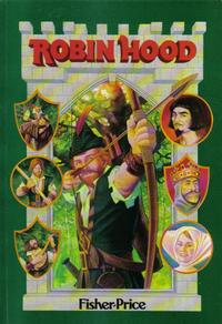 "Cover Thumbnail for ""Marvel Classics Comics"" featuring Robin Hood (Marvel, 1984 series) #[nn]"