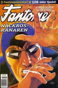 Cover Thumbnail for Fantomen (Egmont, 1997 series) #18/2003