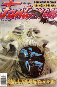 Cover Thumbnail for Fantomen (Egmont, 1997 series) #16/2004