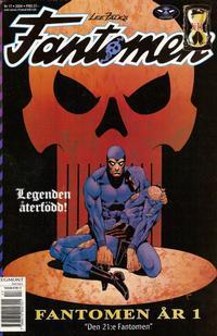 Cover Thumbnail for Fantomen (Egmont, 1997 series) #17/2004