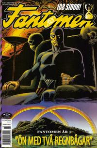 Cover Thumbnail for Fantomen (Egmont, 1997 series) #2/2005