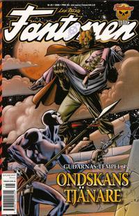 Cover Thumbnail for Fantomen (Egmont, 1997 series) #25/2006