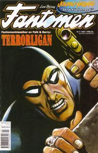 Cover Thumbnail for Fantomen (Egmont, 1997 series) #3/2007