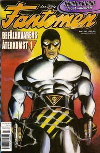 Cover Thumbnail for Fantomen (Egmont, 1997 series) #4/2007