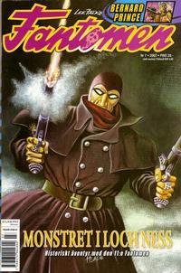 Cover Thumbnail for Fantomen (Egmont, 1997 series) #7/2007
