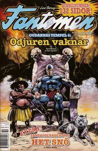 Cover Thumbnail for Fantomen (Egmont, 1997 series) #10-11/2007