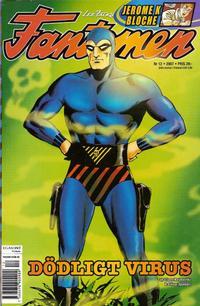 Cover Thumbnail for Fantomen (Egmont, 1997 series) #12/2007