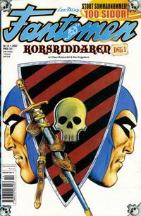 Cover Thumbnail for Fantomen (Egmont, 1997 series) #14/2007