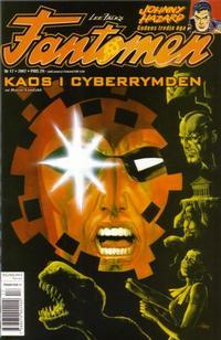 Cover Thumbnail for Fantomen (Egmont, 1997 series) #17/2007