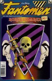 Cover Thumbnail for Fantomen (Egmont, 1997 series) #25/2007
