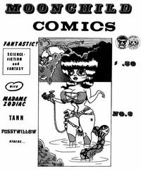 Cover Thumbnail for Moonchild Comics (Nicola Cuti; Moonchild Productions, 1970 series) #3