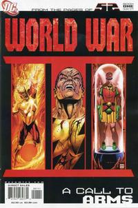 Cover Thumbnail for 52 / World War III Part One: A Call to Arms (DC, 2007 series) #1