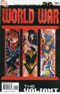 Cover Thumbnail for 52 / World War III Part Two: The Valiant (DC, 2007 series) #1