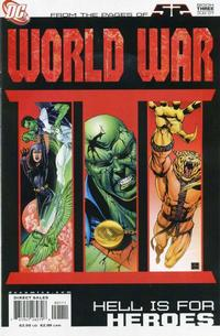 Cover Thumbnail for 52 / World War III Part Three: Hell Is for Heroes (DC, 2007 series) #1