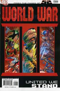 Cover Thumbnail for 52 / World War III Part Four: United We Stand (DC, 2007 series) #1