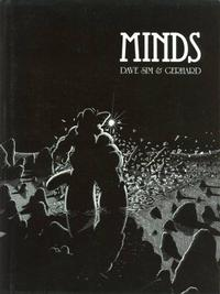 Cover Thumbnail for Cerebus (Aardvark-Vanaheim, 1986 series) #10 - Minds