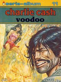 Cover Thumbnail for Serie-album (Semic, 1982 series) #11 - Charlie Cash - Voodoo