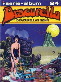 Cover Thumbnail for Serie-album (Semic, 1982 series) #24 - Dracurella - Dracurellas sønn