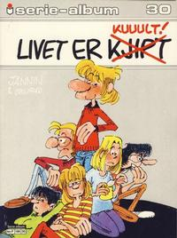 Cover Thumbnail for Serie-album (Semic, 1982 series) #30 - Livet er kjipt kuult!