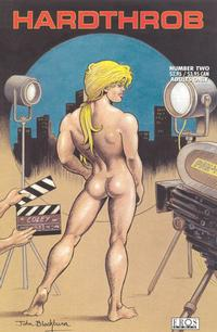 Cover Thumbnail for Hardthrob (Fantagraphics, 1996 series) #2
