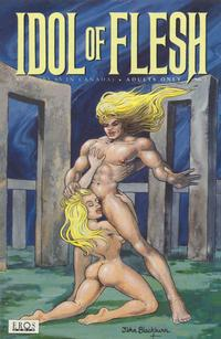 Cover Thumbnail for Idol of Flesh (Fantagraphics, 1993 series) #2
