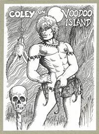 Cover Thumbnail for Coley (John Blackburn, 1989 series) #[1] - Coley on Voodoo Island