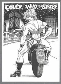 Cover Thumbnail for Coley (John Blackburn, 1989 series) #[2] - Coley, Wild in the Street