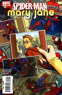 Cover Thumbnail for Spider-Man Loves Mary Jane (Marvel, 2006 series) #15