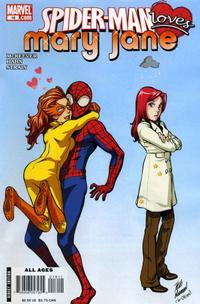 Cover Thumbnail for Spider-Man Loves Mary Jane (Marvel, 2006 series) #16