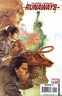 Cover Thumbnail for Runaways (Marvel, 2005 series) #25