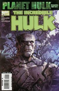 Cover Thumbnail for Incredible Hulk (Marvel, 2000 series) #104