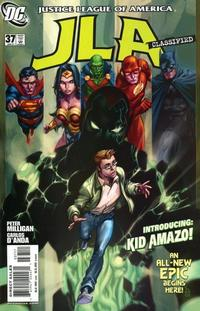 Cover Thumbnail for JLA: Classified (DC, 2005 series) #37 [Direct Sales]