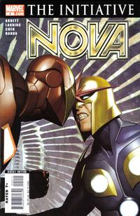 Cover Thumbnail for Nova (Marvel, 2007 series) #2