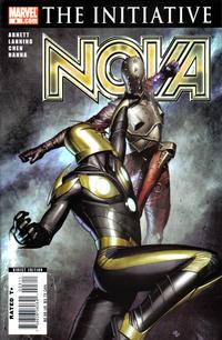 Cover Thumbnail for Nova (Marvel, 2007 series) #3