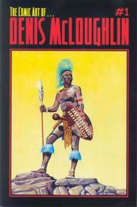 Cover for The Comic Art of Denis McLoughlin (Boardman Books, 2007 series) #1