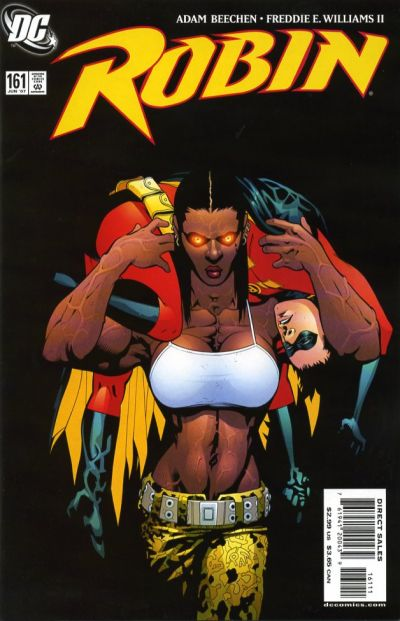 Cover for Robin (DC, 1993 series) #161