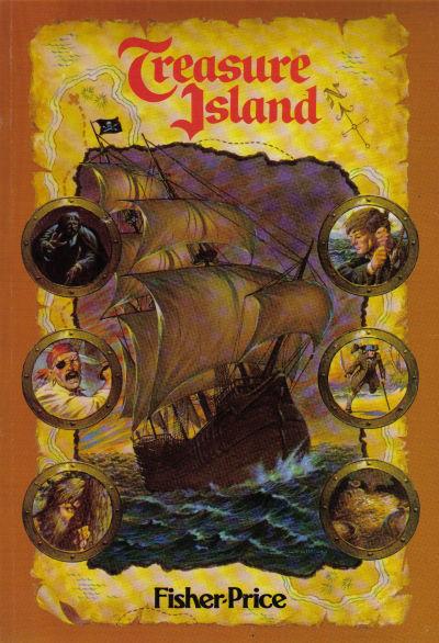 "Cover for ""Marvel Classics Comics"" featuring Treasure Island (Marvel, 1984 series) #[nn]"
